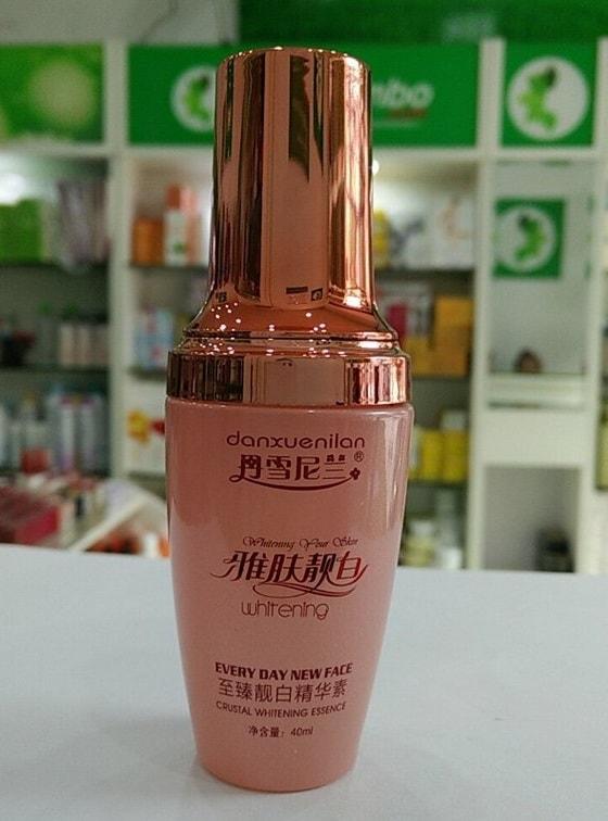 Tinh dầu hoa hồng dưỡng mềm mịn trắng hồng da